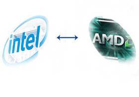 Компьютерные комплектующие, Intel или AMD