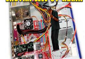 Чистка ПК, как очистить компьютер от пыли и мусора