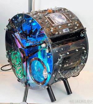 Стиральная машина-компьютер